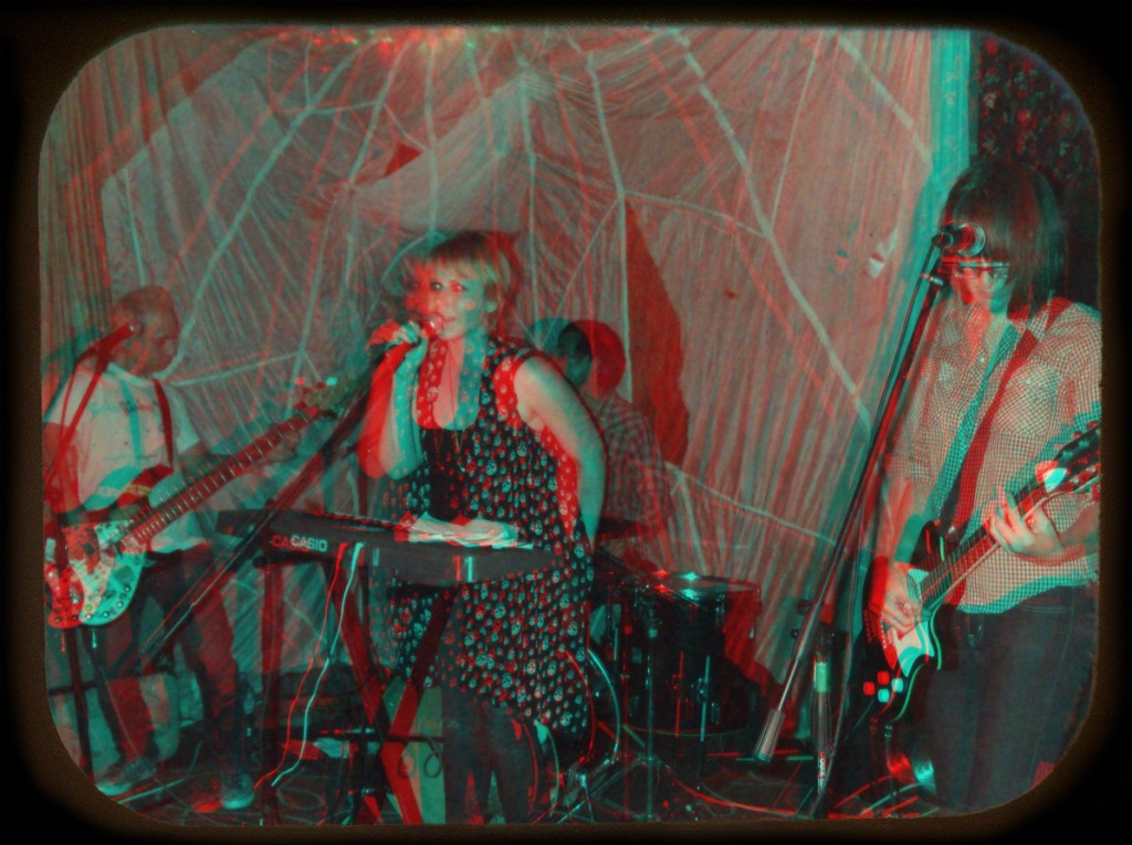 Jenny and The Holzers anaglyph