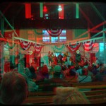 Bluegrass/Squaredance Band at Pioneer Hall